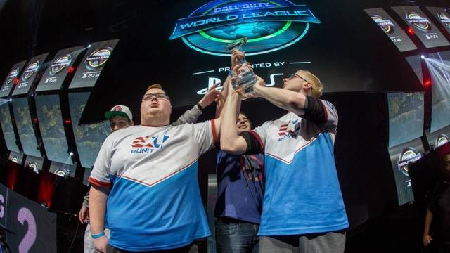 eUnited se proclama campeón de la CWL Atlanta Open de Call of Duty Infinite Warfare