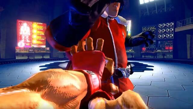 Ultra Street Fighter II muestra en vídeo su modo en primera persona para Nintendo Switch