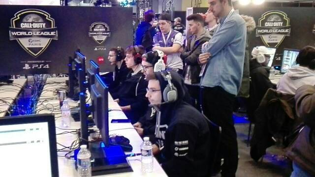 Sigue en directo el ESWC Paris de Call of Duty Infinite Warfare