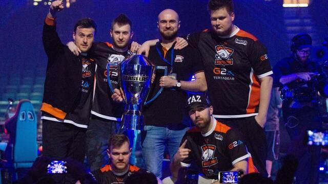 Virtus.pro gana el Dreamhack Masters de Las Vegas