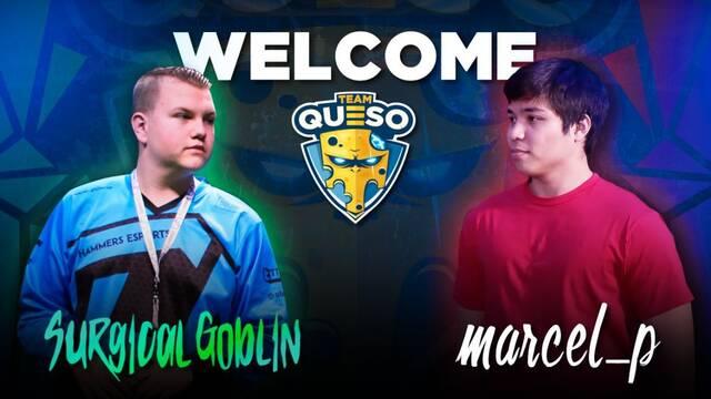 Team Queso ficha a dos nuevos jugadores para su equipo de Clash Royale