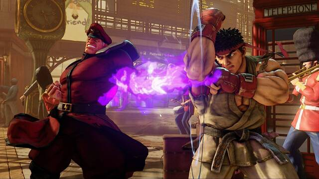 El mejor casteo de la historia de Street Fighter V incluye efectos de sonido de los comentaristas