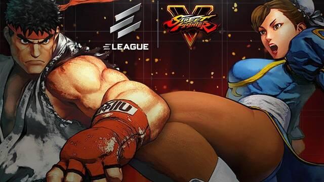 ELEAGUE organizará un campeonato de Street Fighter V con 250 000 dólares en premios