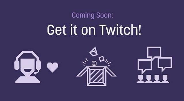 Twitch nos permitirá comprar juegos a partir de la próxima primavera