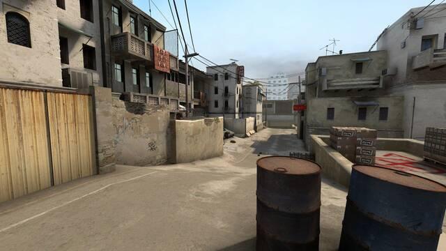 Valve retira Dust 2, el mapa más emblemático de CS:GO para aplicarle numerosos cambios