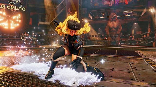 Kolin luce poderío en su primer vídeo repartiendo cera en Street Fighter V