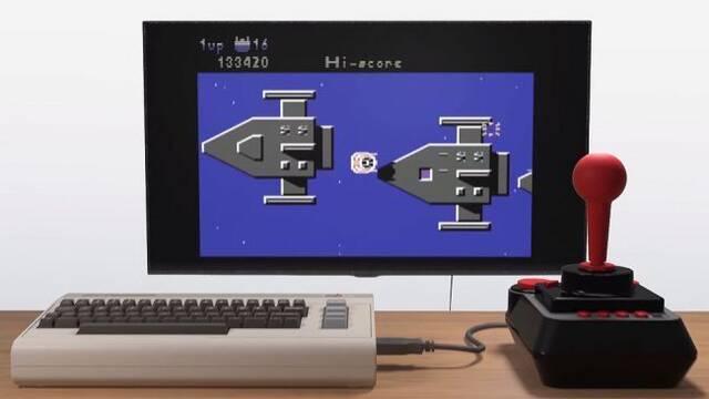 Commodore 64 renace en versión mini