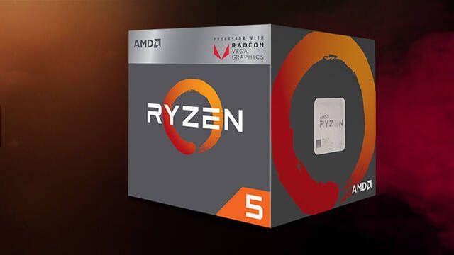 AMD lanza hoy sus nuevas APU Ryzen a partir de 99 euros