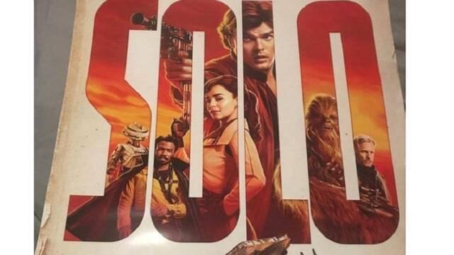 Presentado un nuevo póster de 'Han Solo: Una Historia de Star Wars'