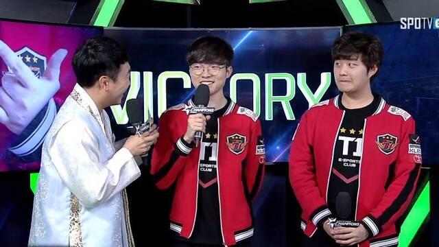 SK Telecom T1 suma su primera semana invicto derrotando a KSV Esports