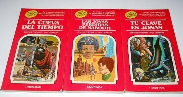 Videojuegos de papel: El boom de los libros de 'Elige tu propia aventura'