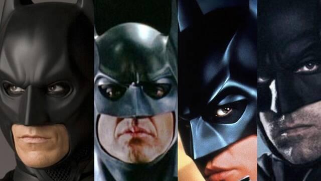 Especial: Las mejores encarnaciones de Batman