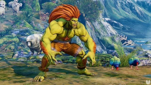 Blanka llegará a Street Fighter V el 20 de febrero