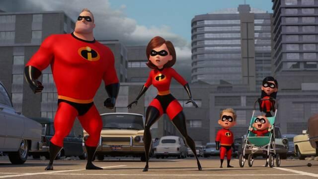 'Los Increíbles 2': Michael Giacchino se une al equipo de guionistas