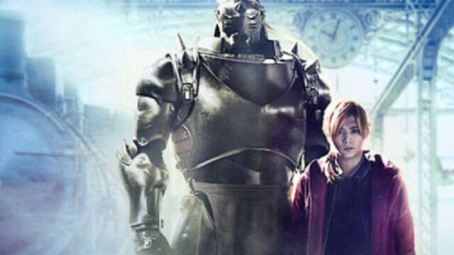 Netflix revela el póster de la película de acción real 'Fullmetal Alchemist'