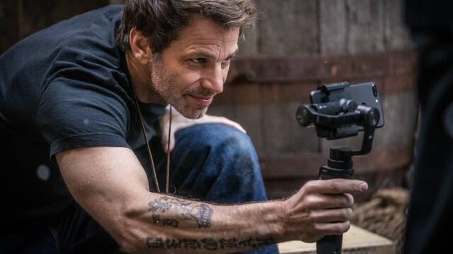 Warner Bros. despidió a Zack Snyder antes del fallecimiento de su hija
