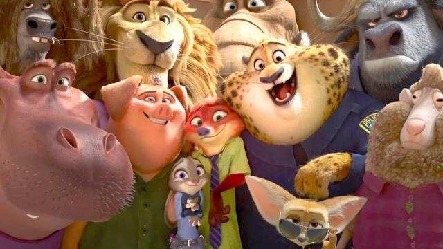 Vuelven a demandar a Disney por 'Zootrópolis'
