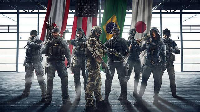 HyperX colaborará con los Major de Rainbow Six Siege en 2018