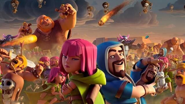 Supercell, creadores de Clash Royale, obtuvieron 810 millones en beneficios en 2017