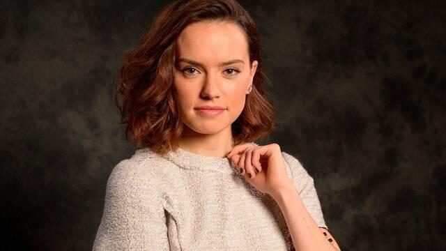 Daisy Ridley: 'Rey es sólo el eslabón de una gran cadena'