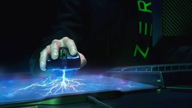 Razer Mamba Hyperflux, el ratón inalámbrico de Razer que funciona sin batería