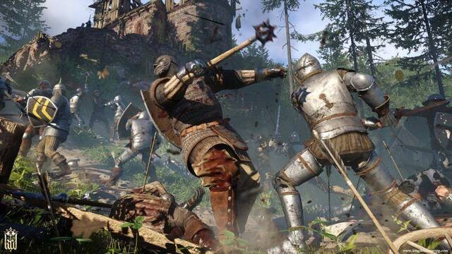 Así se ve Kingdom Come: Deliverance en PC, PS4 Pro y Xbox One X