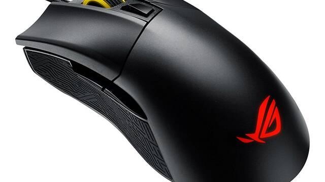 ASUS lanza su nuevo ratón para amantes de los FPS el ASUS ROG Gladius II Origin