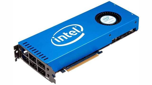 Intel ya trabaja en su primer prototipo de gráfica dedicada