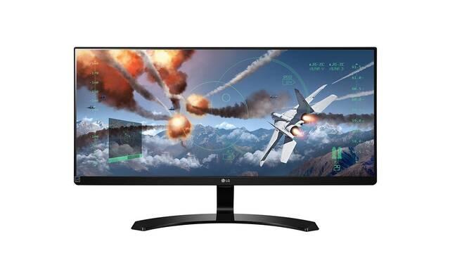 LG aumentará su catálogo de monitores para gamers en 2018