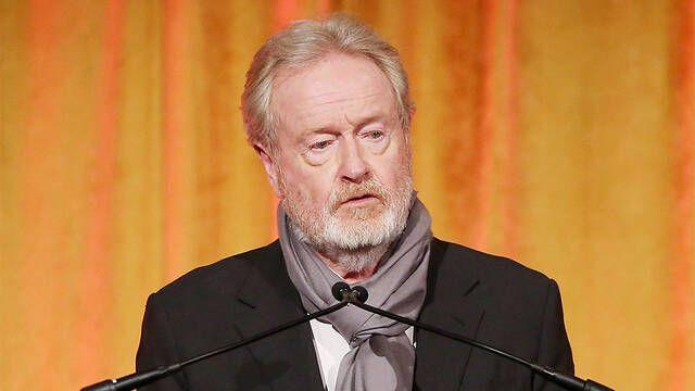Ridley Scott se dirige a los directores noveles: 'No hay excusas'