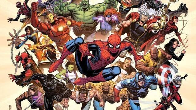 Marvel promete un 'reinicio fresco' en sus cómics en mayo de 2018