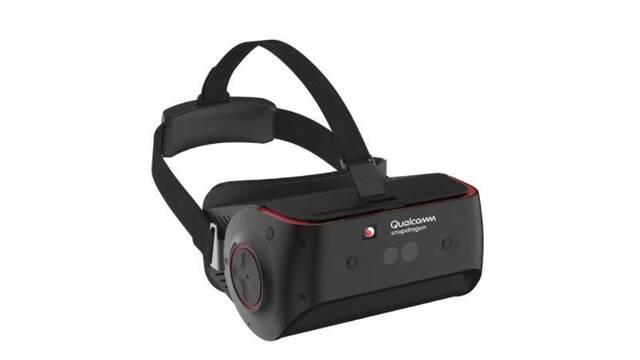 Qualcomm anuncia su nuevo casco de realidad virtual Snapdragon 845 VR