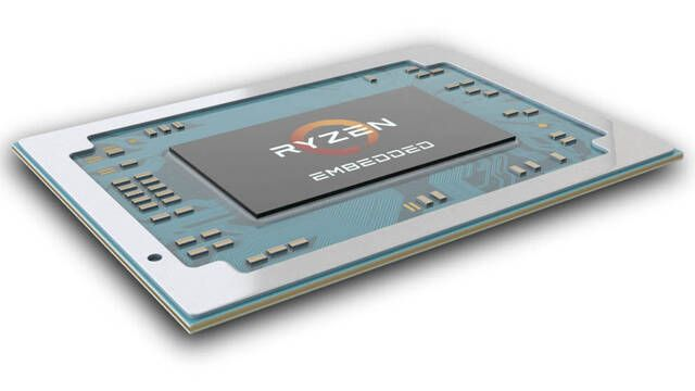 """La nueva APU """"Ryzen Embedded V1000"""" de AMD dobla en teraflops a  PS4 y Xbox One"""