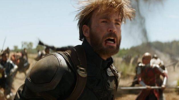 El nuevo escudo de Capitán América divide a los fans