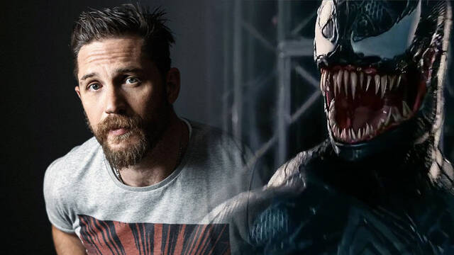 El primer tráiler de 'Venom' podría llegar en dos semanas