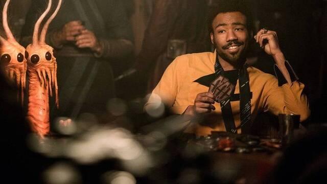 Donald Glover: 'Han Solo es la película más divertida de la saga'