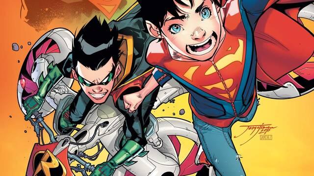 DC Comics: 'Super Sons' finalizará en mayo