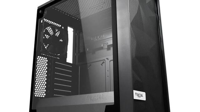 Fractal Design lanza dos nuevos modelos de sus cajas Meshify C