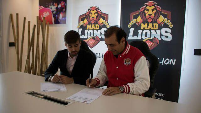 MAD Lions ficha al ex psicólogo del Atlético de Madrid