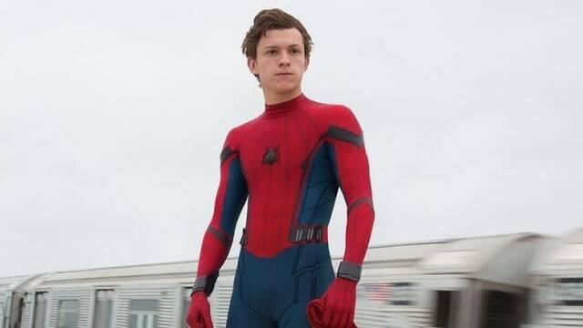 Tom Holland, el nuevo Spider-Man, felicita a Chadwick Boseman de 'Black Panther'