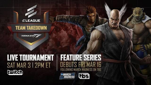 ELEAGUE sigue expandiéndose y celebrará un torneo de Tekken 7