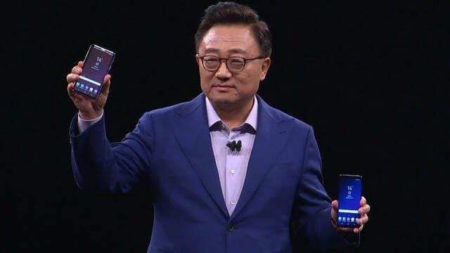 Así son el Samsung Galaxy S9 y S9+, los competidores de iPhone X