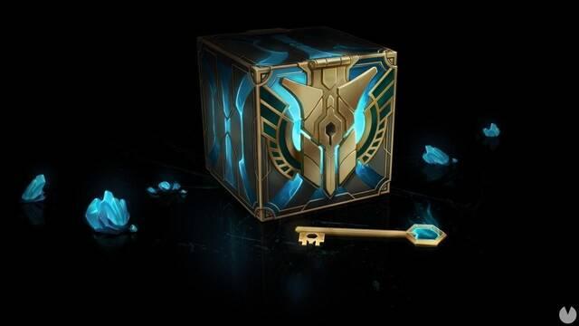 League of Legends desvela los porcentajes de sus cajas de loot
