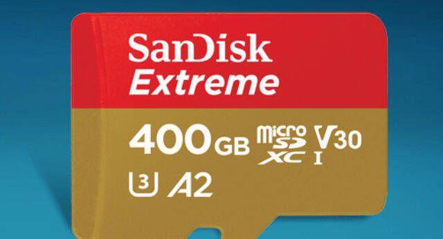 SanDisk presenta la tarjeta microSD más rápida para Nintendo Switch