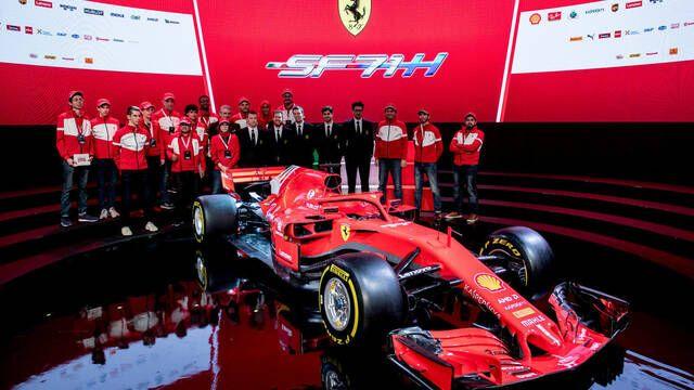 AMD volverá a patrocinar a Ferrari 4 años después