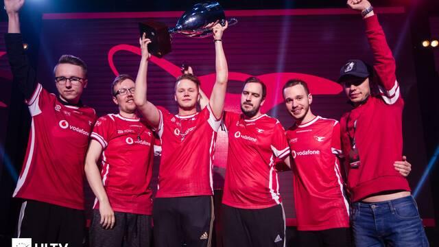 Mousesports vence a Na'Vi para alzarse con el Starseries i-League S4