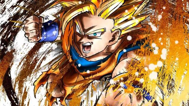 Un doble vanish decide un combate profesional de Dragon Ball FighterZ