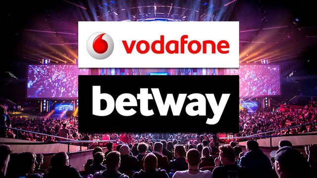 ESL añade a Vodafone y Betway como patrocinadores