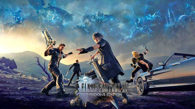 Final Fantasy Xv 4k Wallpapers: Así Se Ve Final Fantasy XV En PC Con Sus Gráficos 4K Al