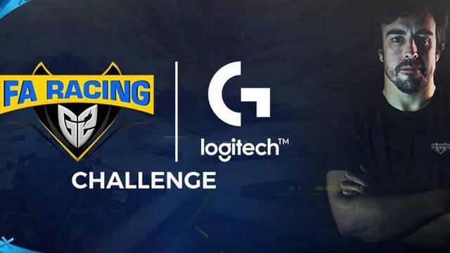 En Directo: Final del FA Racing Logitech G Challenge con Fernando Alonso